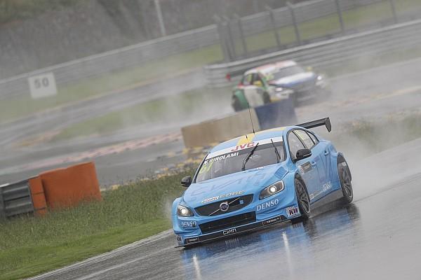 La lluvia obligó a suspender la 2° carrera; Girolami declarado ganador