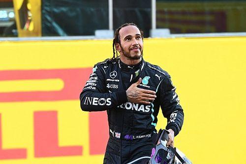 Fotos: Kimi Raikkonen critica en Instagram la vestimenta de Hamilton