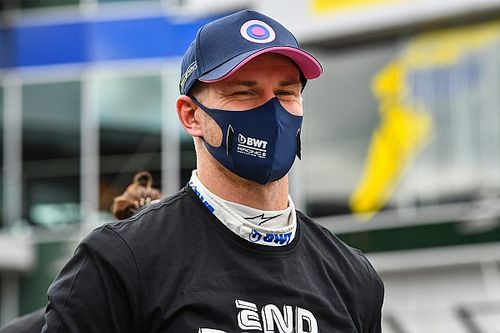 """Hulkenberg manda recado a Marko: """"Consigo ficar a três décimos de Verstappen"""""""