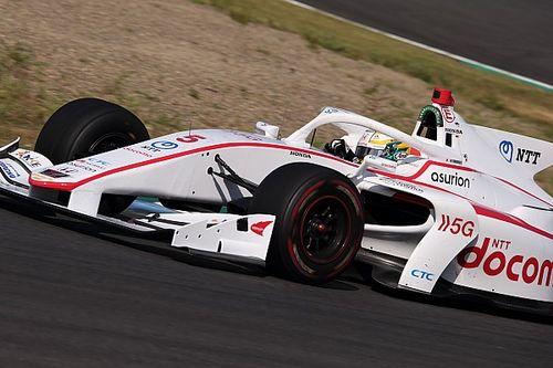 Suzuka Super Formula: Yamamoto smashes record for pole