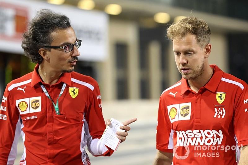 Мекіс став спортивним директором Ferrari