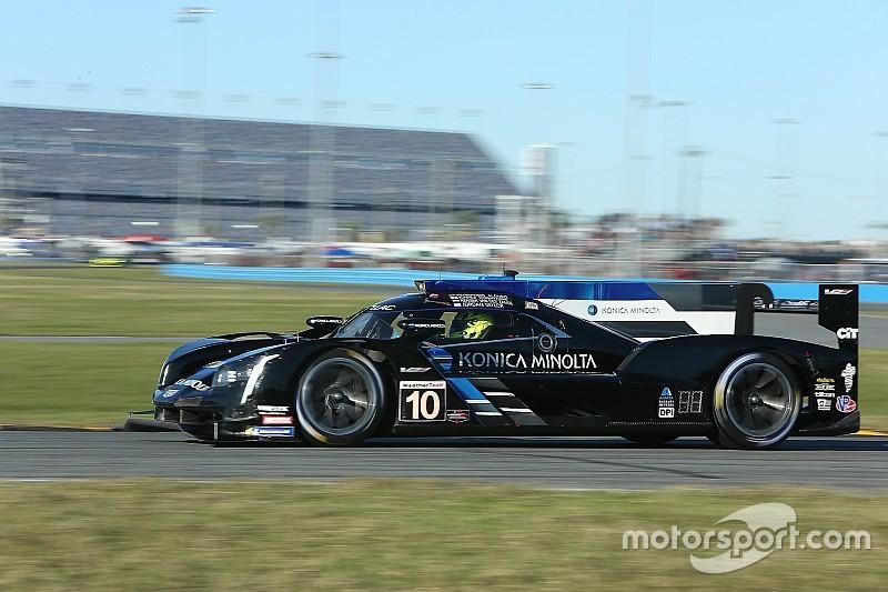 """Goede Daytona-test voor Van der Zande: """"Scherpe tijden gereden"""""""