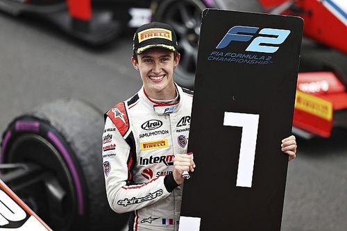 Pourchaire debutará en Fórmula 1 con Alfa Romeo en un test