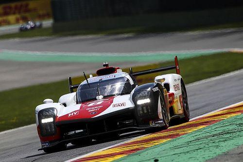 دبليو إي سي: تويوتا تنتزع الفوز بأول سباق في حقبة السيارات الخارقة في سبا