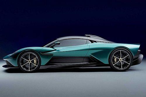 Aston Martin Valhalla production model gets hybrid V8 with 937bhp