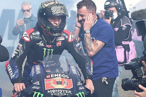 Fabio Quartararo, de niño prodigio a campeón del mundo de MotoGP