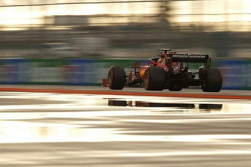 Directo: la prometedora carrera del GP de Rusia de F1