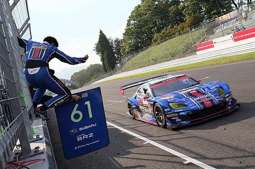 """Subaru showed new BRZ's """"true strength"""" with Sugo win"""