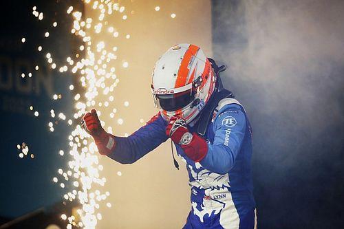 London E-Prix: Lynn wins wild Race 2 after di Grassi gets penalty