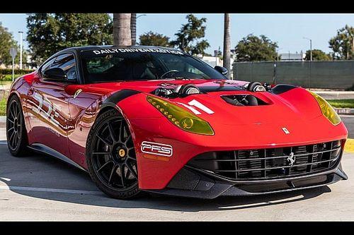 Ferrari F12, questa versione esagerata ha 1.500 CV ed è biturbo