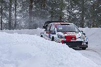Toyota szykuje się do testów samochodu Rally1