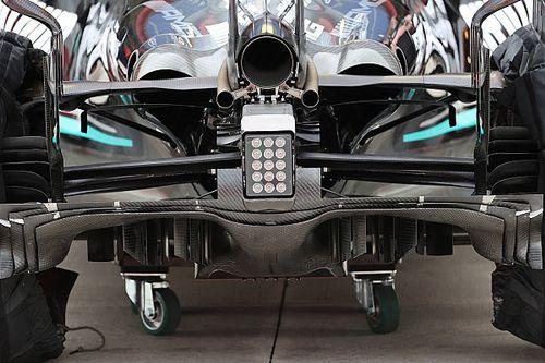Mercedes: un segreto nel diffusore rilancia la W12?