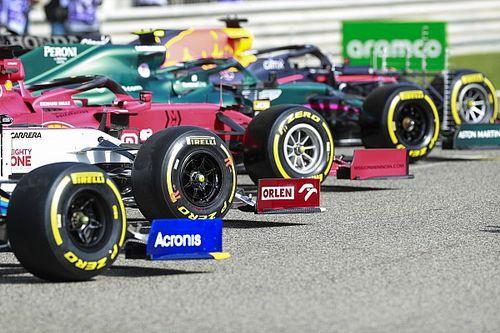 Почему не сделать обязательными три состава в гонке? В Pirelli ответили
