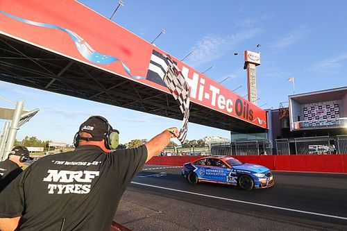Van Gisbergen claims Bathurst Triple Crown
