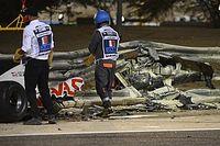 "Crash Grosjean, Steiner: ""Romain salvo grazie a cose come l'Halo"""