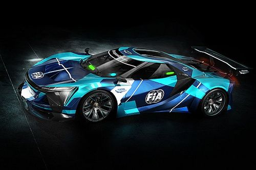 """FIA reveals details of """"groundbreaking"""" electric GT category"""
