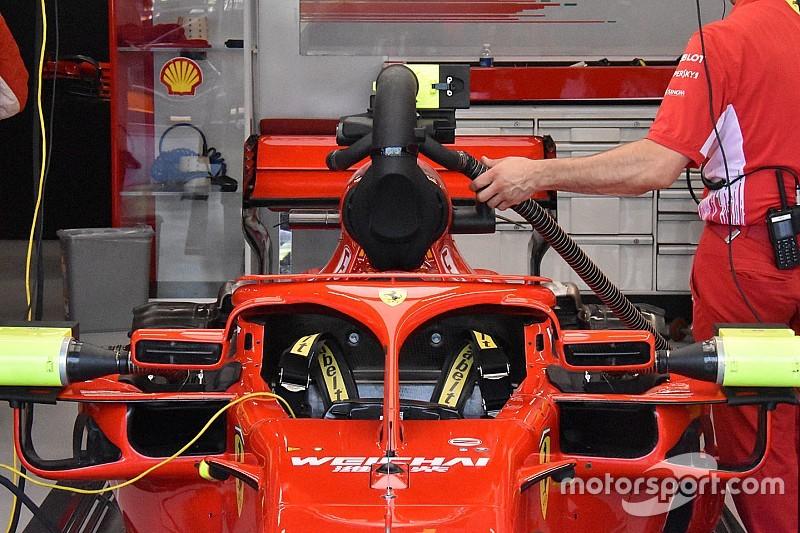 La FIA va examiner le nouveau dispositif sur la caméra de Ferrari