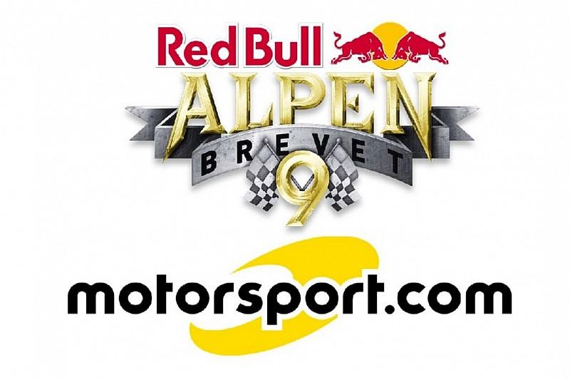 Alla Red Bull Alpenbrevet con Motorsport.com Svizzera!