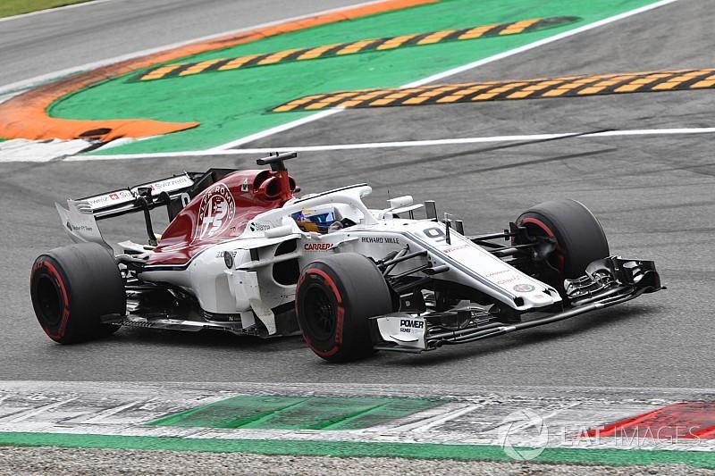 Ericsson ve Leclerc, Sauber'in düşük downforce paketinden memnun değil