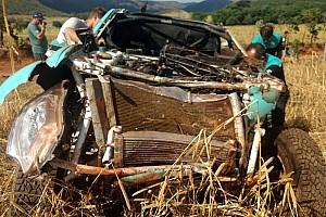 VÍDEO: Dupla escapa de grave acidente no Rally dos Sertões