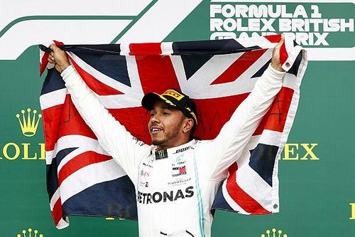 British GP: All the F1 winners since 1950