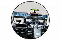 Exkluzív: A Mercedes hajlékony hátsó szárnnyal rendelkezik!
