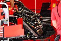 La prohibición de modos de clasificación gusta en Ferrari
