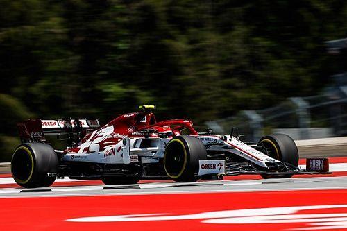 Kubica se subirá al Alfa Romeo de Raikkonen en los libres de Hungría