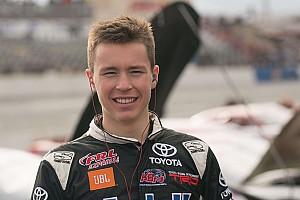 Raphael Lessard to make NASCAR Trucks debut at Martinsville