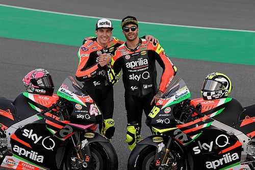 """Iannone's four-year doping ban """"ridiculous"""", says Espargaro"""