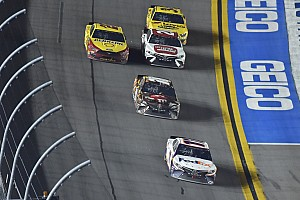 Erik Jones' day of