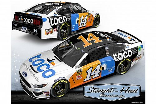 Clint Bowyer, SHR add new four-race Cup Series sponsor