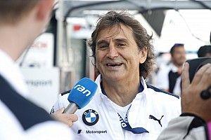 Zanardi au départ à Fuji avec BMW pour la course jointe du DTM et du Super GT