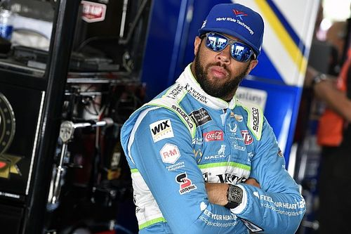 Bubba Wallace fined by NASCAR for intentional spin