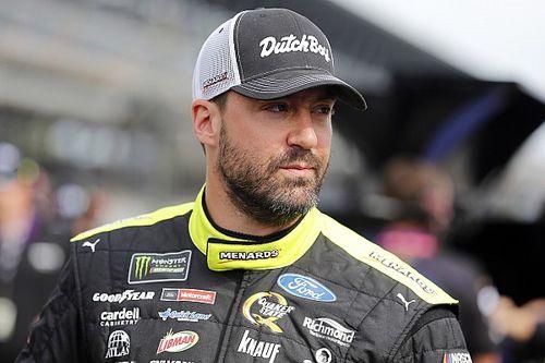 """Paul Menard still loves racing but """"I love my family more"""""""