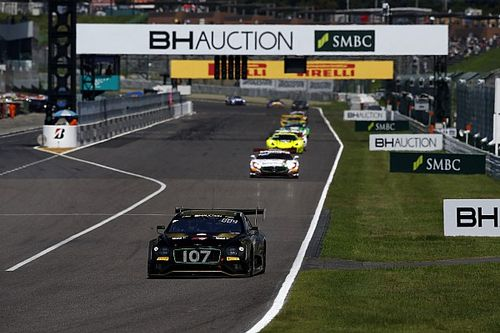 Cancelled Suzuka 10 Hours Intercontinental GT Challenge race won't be replaced