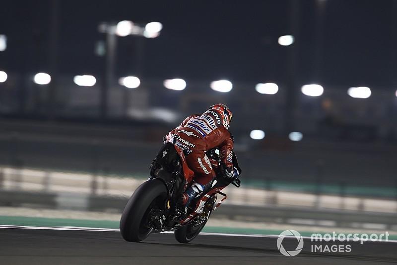 Fotogallery MotoGP: la giornata conclusiva dei test collettivi in Qatar