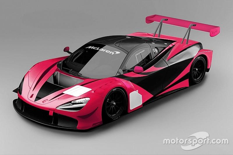 McLaren regresa a Super GT con el Team Goh