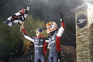 La defensa de Nasr da la victoria a AXR en Sebring; García, tercero