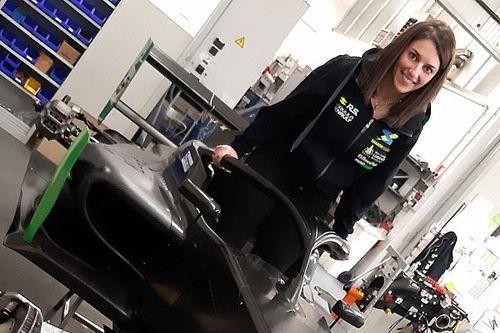 """Sharon Scolari: """"Wir werden schon bald eine Frau in der F1 haben"""""""