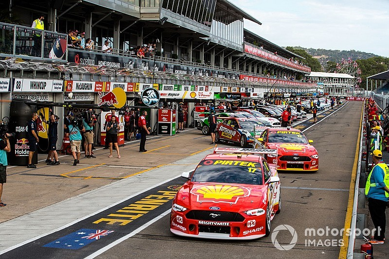Supercars to trial Safety Car pit ban