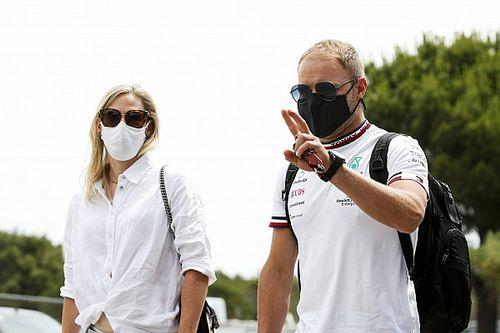Боттас прокомментировал слухи о своем увольнении из Mercedes