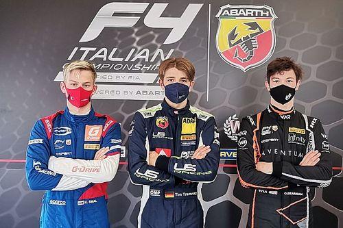 Rosyjski lider F4 Italia