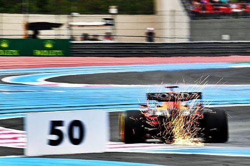 Directo: ¡la carrera en Francia de la Fórmula 1!