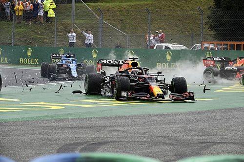 Verstappen: ecco la foto che svela i danni sulla Red Bull