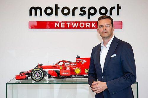 Motorsport Network Tunjuk Oliver Ciesla Jabat CEO