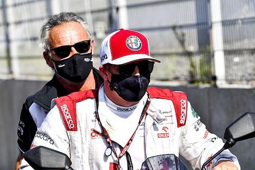 Raikkonen vuelve a la F1 dos carreras después