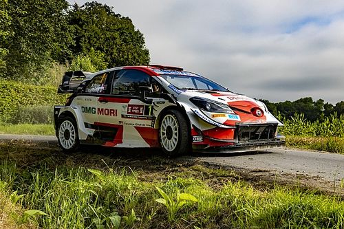 """Ogier expecting """"big fight"""" for WRC title from maximum attack Evans"""