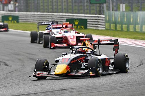 F3ブダペスト・レース1:岩佐初表彰台の2位! トップチェッカーのコロンボは審議対象に