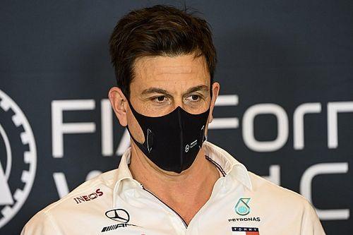 Wolff: Motorprestaties gelijktrekken zou schande voor F1 zijn